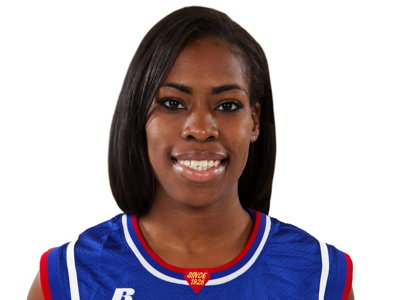 Maddox is ninth woman to wear Globetrotters gear