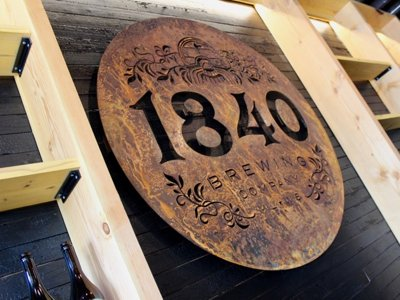 A peek at 1840 Brewing Company, which opens this weekend in Bay View