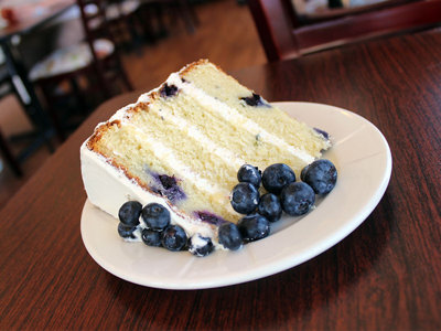 Eat cake! A peek at Molly's Cafe & Pastry Shop, which opens Saturday Image