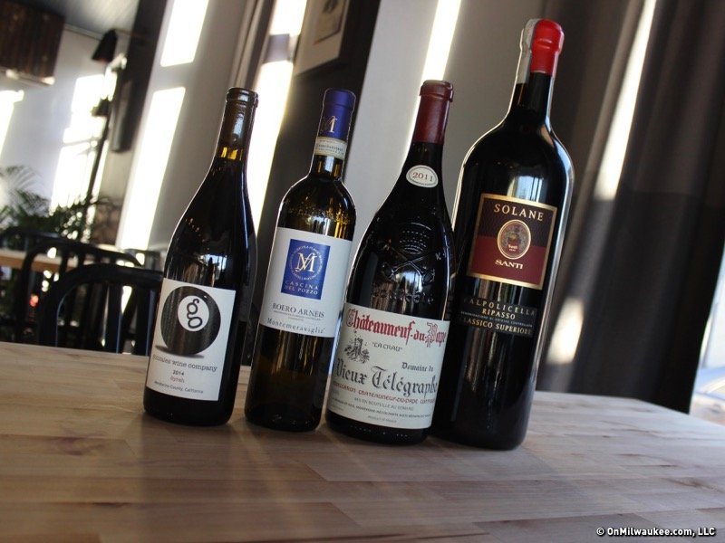 Wines At Voyager Run The Gamut From Old World To New Including Selections From Lesser Known Regions