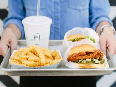 First to Wisconsin: Shake Shack