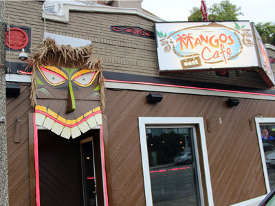 Check out the new Mangos Cafe East on Van Buren
