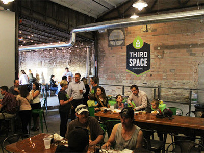 First look: Third Space Brewing