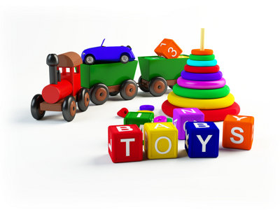 First toys for infants