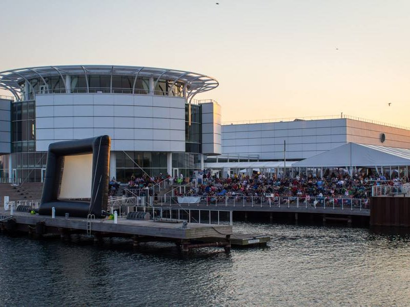 Point Fish Fry & A Flick starts screening its sixth season on July 18 at Discovery World.