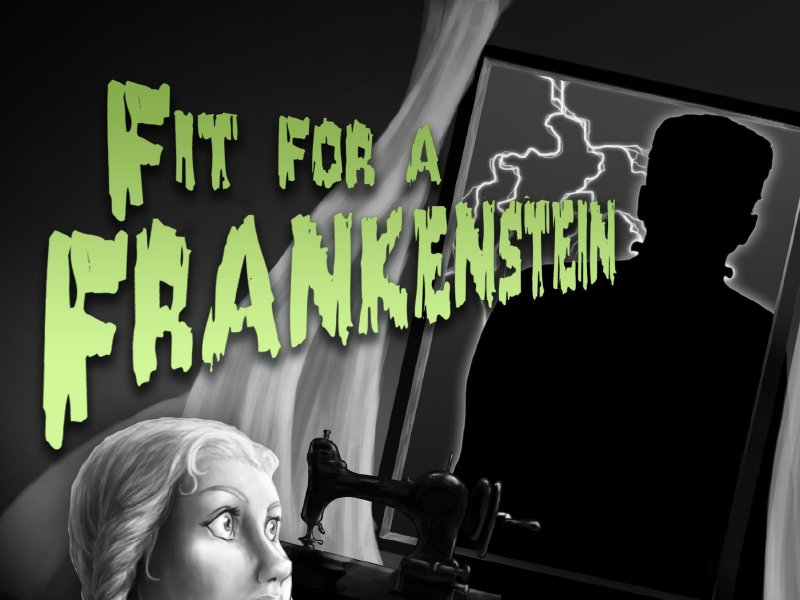 """Fit for a Frankenstein"" follows the hijinks of the famous assistant Ygor and the Frankenstein monster."