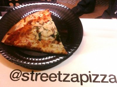 Streetza launches a healthier take on pizza