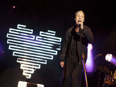 Fitz and the Tantrums provide their own funky Fourth of July