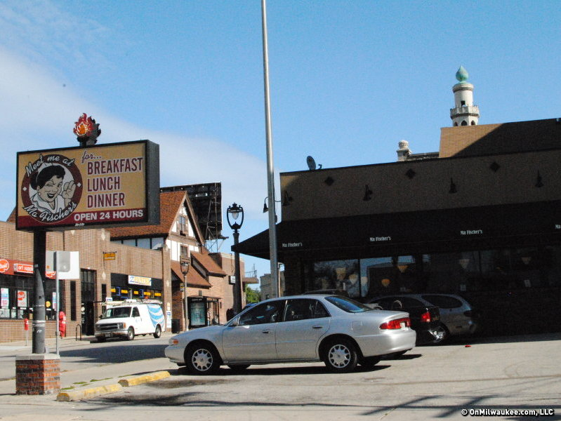 Ma Fischer's, an East Side staple, made Dave's list of the five best greasy spoons in Milwaukee.