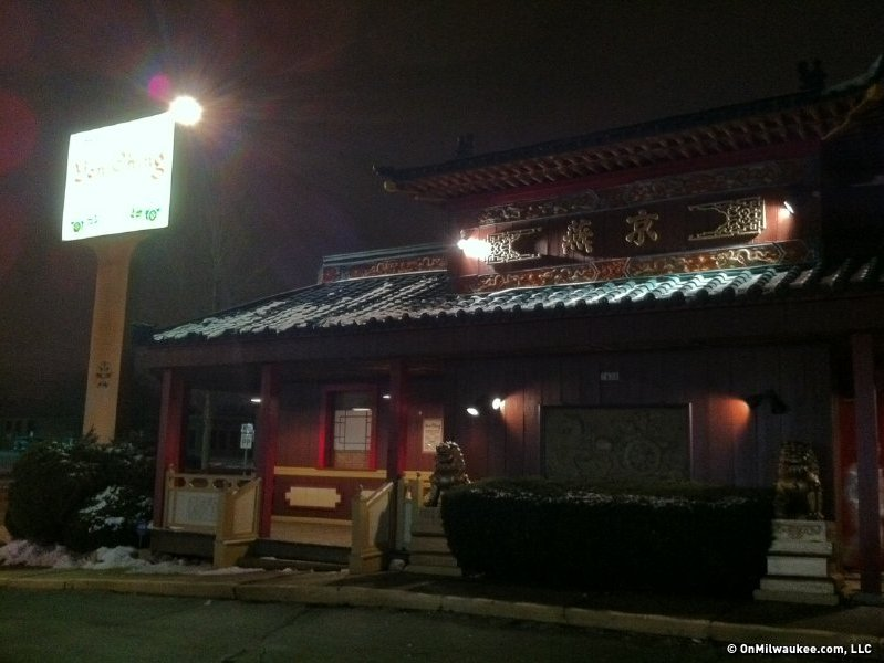 In my opinion, Yen Ching is the best Chinese restaurant in Milwaukee.