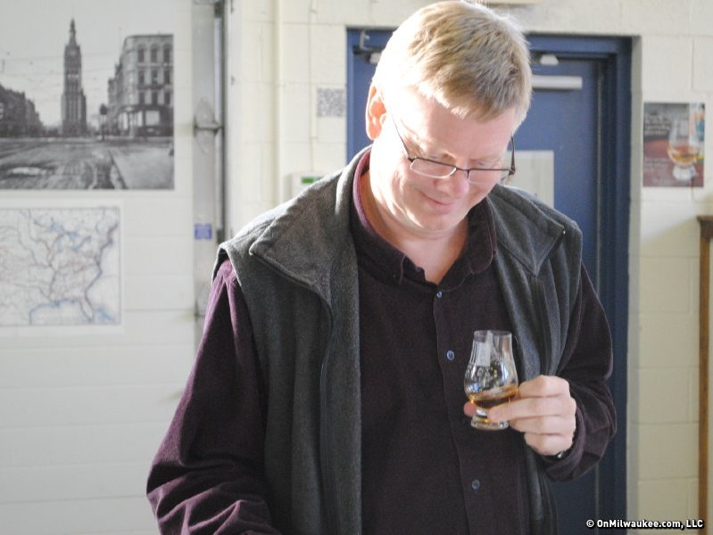 Great Lakes Distillery founder and owner Guy Rehorst shares his wisdom.