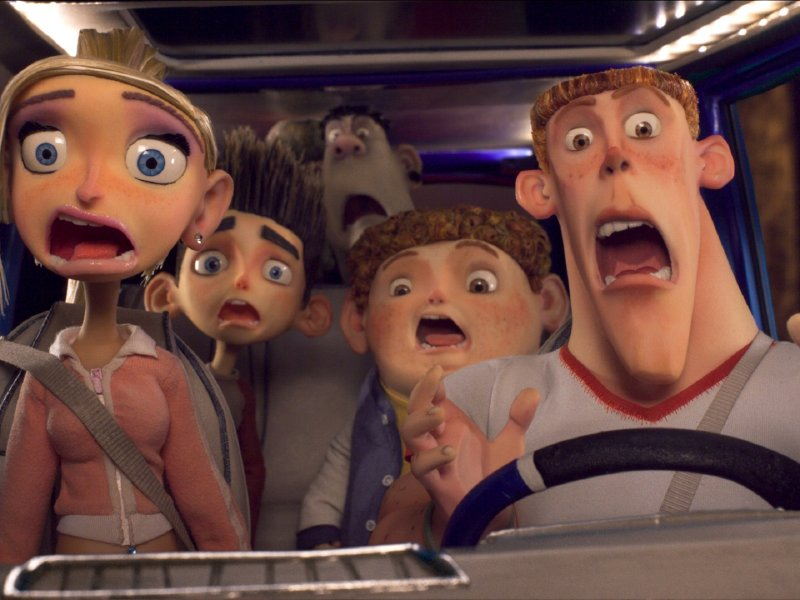 "Kids are sure to get thrills and chills from ""ParaNorman,"" in theaters Friday."