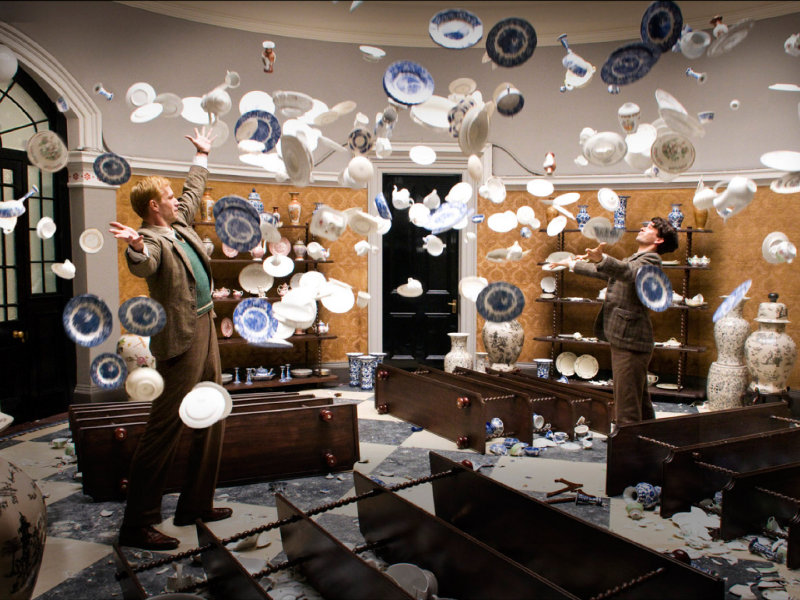 "Prep your brain for ""Cloud Atlas"" with these five memorably trippy movies."