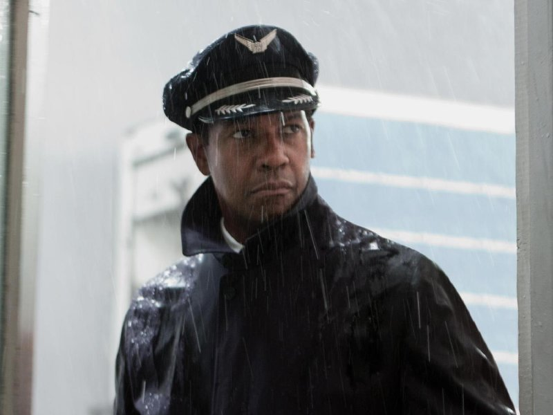 "Denzel Washington stars in ""Flight,"" in theaters now."