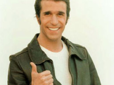 Sunday Sound-off: Was Fonzie cool?