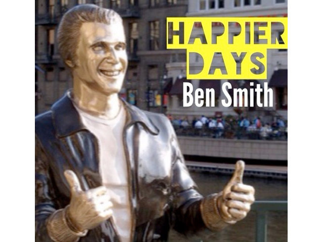 Inspired by Aimee Mann, Ben Smith salutes The Bronze Fonz Image