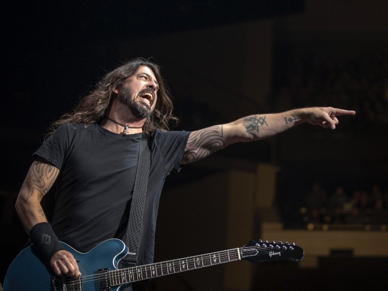 Grohl and Foo Fighters leave it all on the stage for their