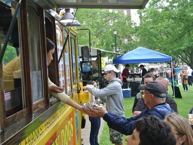 Milwaukee Food Truck And Craft Beer Festival