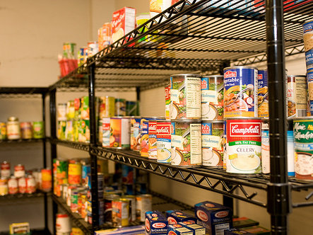 Waukesha Salvation Army Food Pantry
