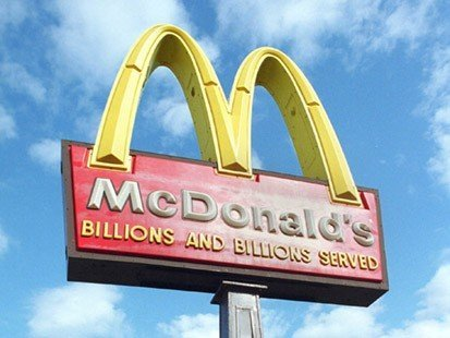 "McDonald's will no longer serve ""pink slime,"" but that's far from a good start."