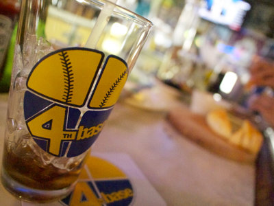4th Base still a hit with gourmet food in sports bar atmosphere