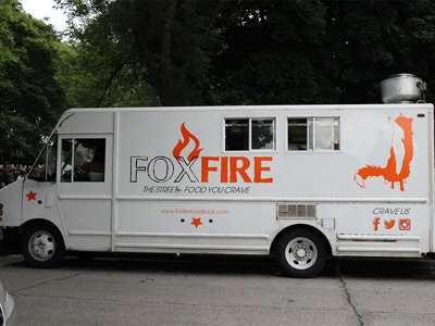 Fox Fire Truck aims to up the ante with restaurant-quality cuisine