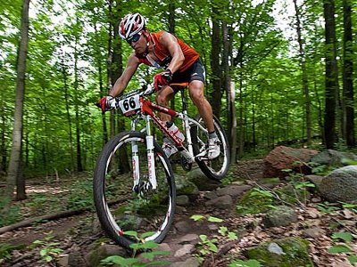 Mountain bike park gains traction on ski hill in Franklin