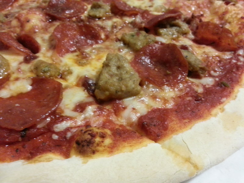 Fratelli's pizza is just part of what the West Allis restaurant is all about.