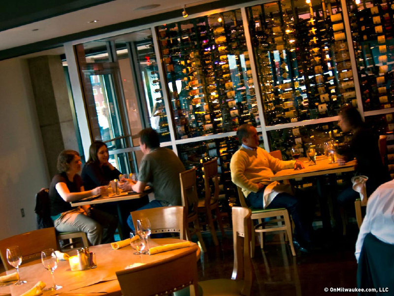 fratellos offers familiar food in an upscale setting