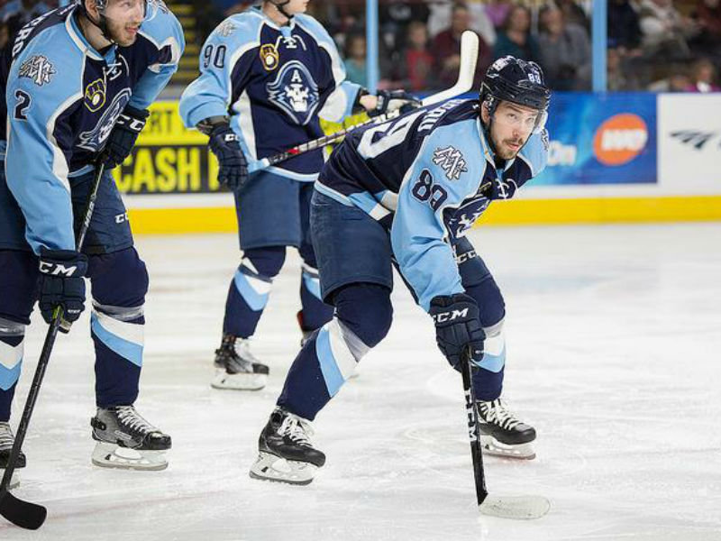new product 96eef 4bc40 Predators call up Admirals' Freddy Gaudreau - OnMilwaukee