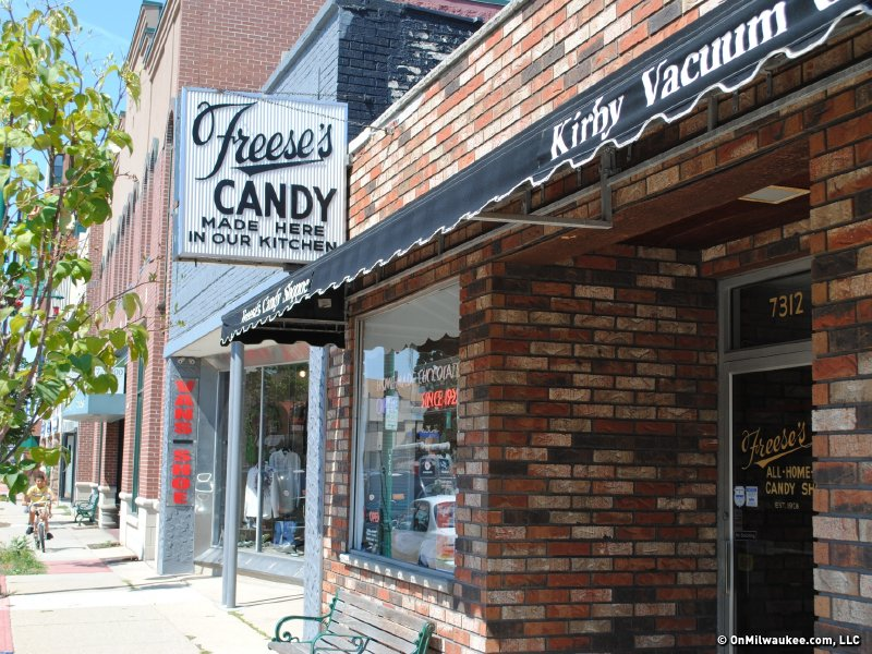 freese s candy shoppe sweetens west allis onmilwaukee