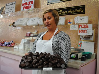 Freese's Candy Shoppe sweetens West Allis