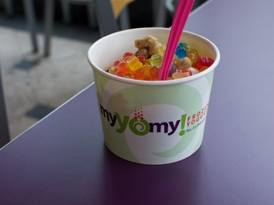 Milwaukee frozen yogurt guide