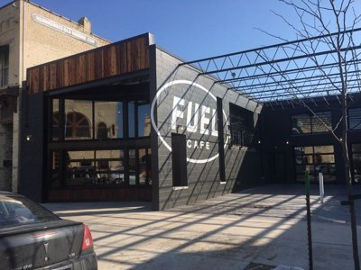 Fuel Cafe opens on 5th Street