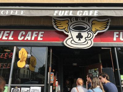 Fuel Cafe transforms into Luke's Diner from