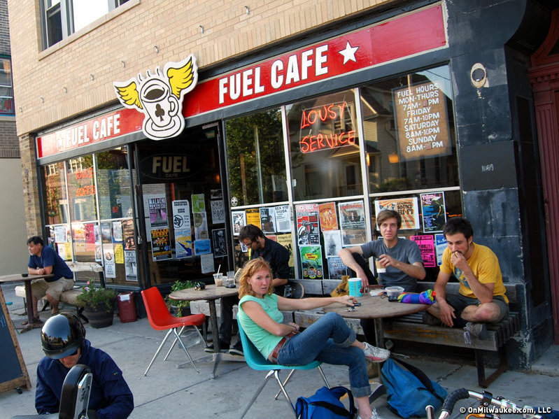 Fuel Cafe Milwaukee Walker S Point