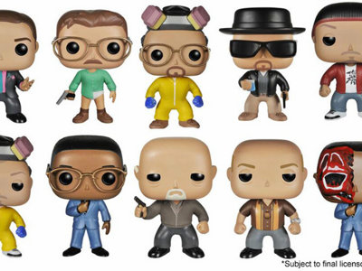 The popularity of Funko's Pop! Vinyls and why I can't stop collecting