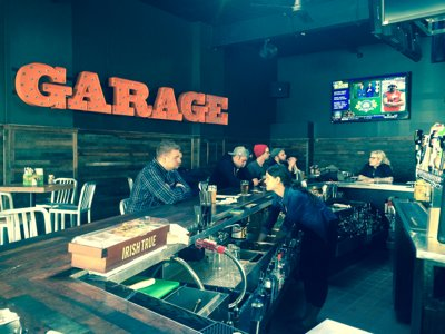 First Look: The Garage's remodel