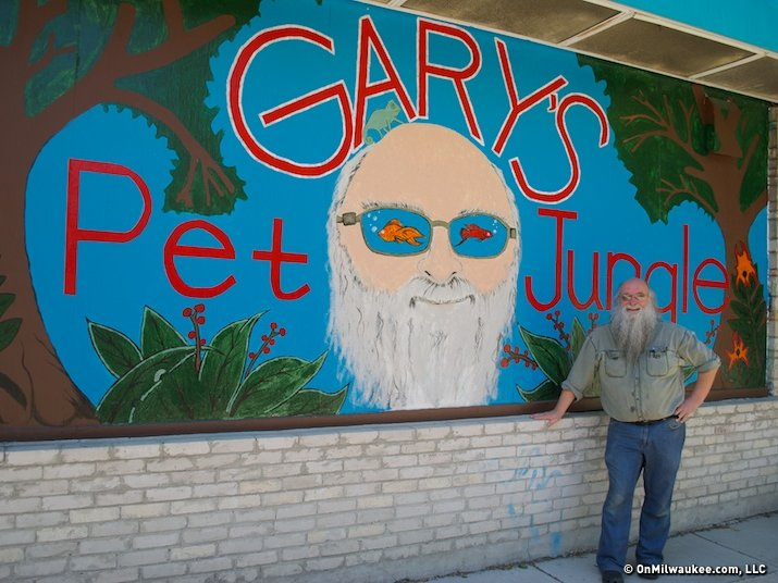 Gary's Pet Jungle celebrates 20 wild years