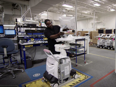 Made in Milwaukee: GE Healthcare