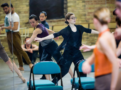 Three choreographers get down to work for MKE Ballet's Genesis competition