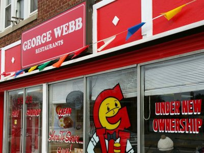 New George Webb opens today in Sherman Park neighborhood