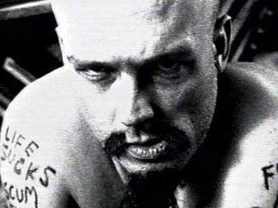 GG Allin and Milwaukee were a bad match.