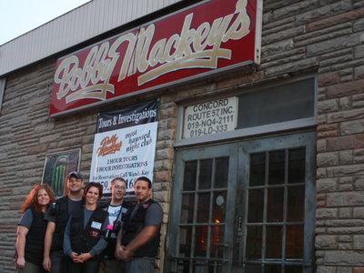 Bobby Mackey S Ghost Tour