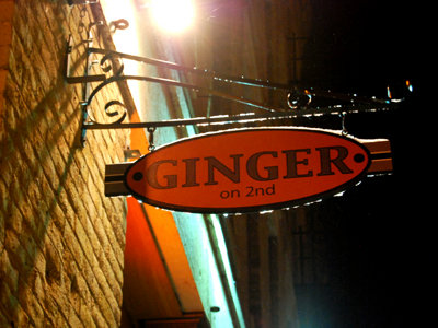 Ginger brings life back to former Barossa building Image