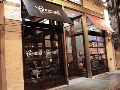 Giovanni's on Old World Third will look for new location, pending building sale