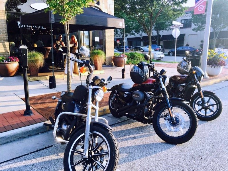 6c77e595 Motorcycle queen Gloria Struck to visit MOXIE Food + Drink on Aug ...
