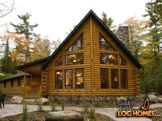 Golden Eagle Log Homes Rethinks Its Environmental Impact