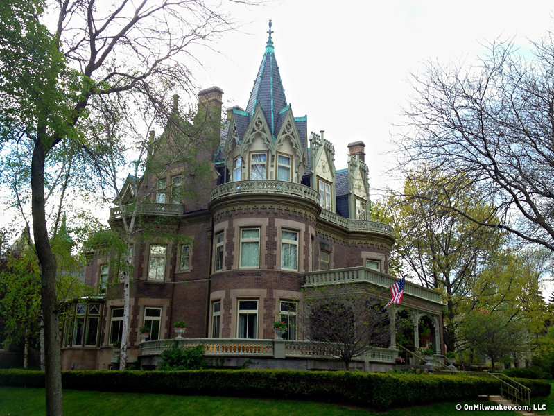 The Goldberg Residence Was Reportedly First Home Built On Newberry Boulevard