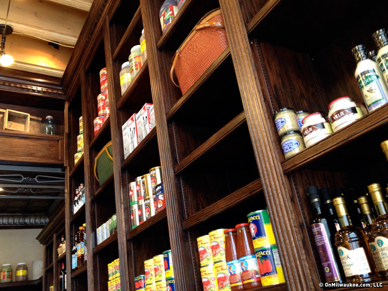 Gouda's also stocks a range of Italian specialties, from coffee to cookies, pasta to wine.